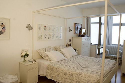 decorating ideas for a women bedroom stylish decoration white