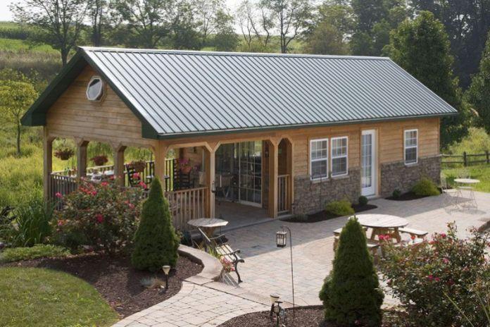 50+ Best Pole Barn Homes Design -  Pole Barn Homes 43  - #Barn #BarnHomes #BasementDesigns #BasementRemodeling #BathroomRemodeling #ContemporaryBathrooms #design #homes #MediaRoomDesign #MobileHomeMakeovers #MobileHomeRemodeling #NicoleCurtis #Pole #SplitEntry #polebarns