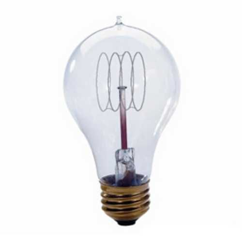 Bulbrite Retro Carbon Filament Edison Light Bulb 25 Watts Nos25
