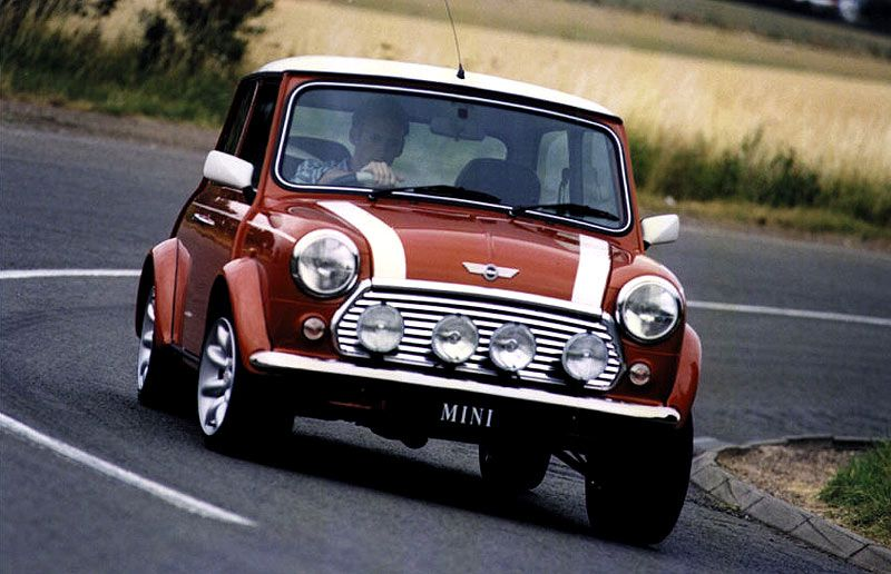 Mini Cooper 1000  Mini  Pinterest  Sports The end and Old fashion