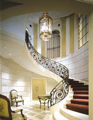 Interior Stairs & Railings