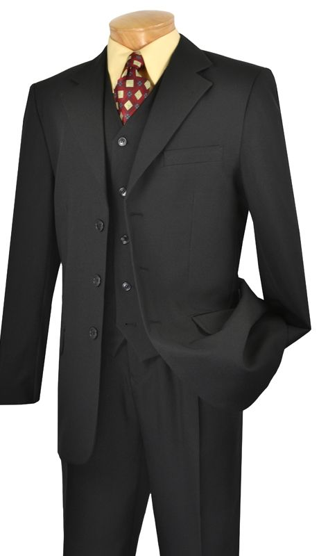 Special Sale You Get This 3 Pc 3 Button Men Dress Suit For Only $159.00, Unheard Of Price For This Quality And Style.  http://stores.ebay.com//11duce2013