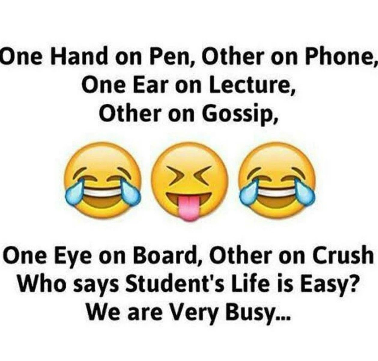 Life Of Students Funny Quotes Fun Quotes Funny Friends Quotes Funny