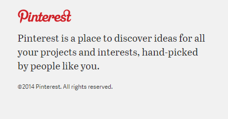 Pinterest acts as a personalized media platform.