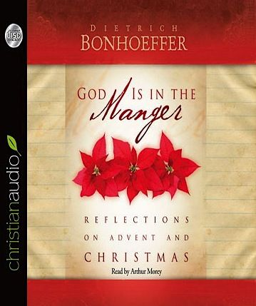 FREE Audio Book Download: God Is in the Manger {by Dietrich