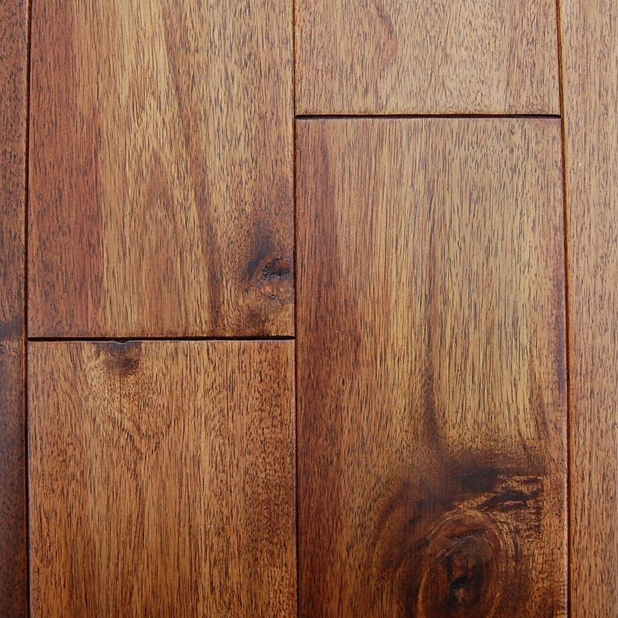 Master's Choice 3/4in Thick Caramel Acacia Solid Hardwood