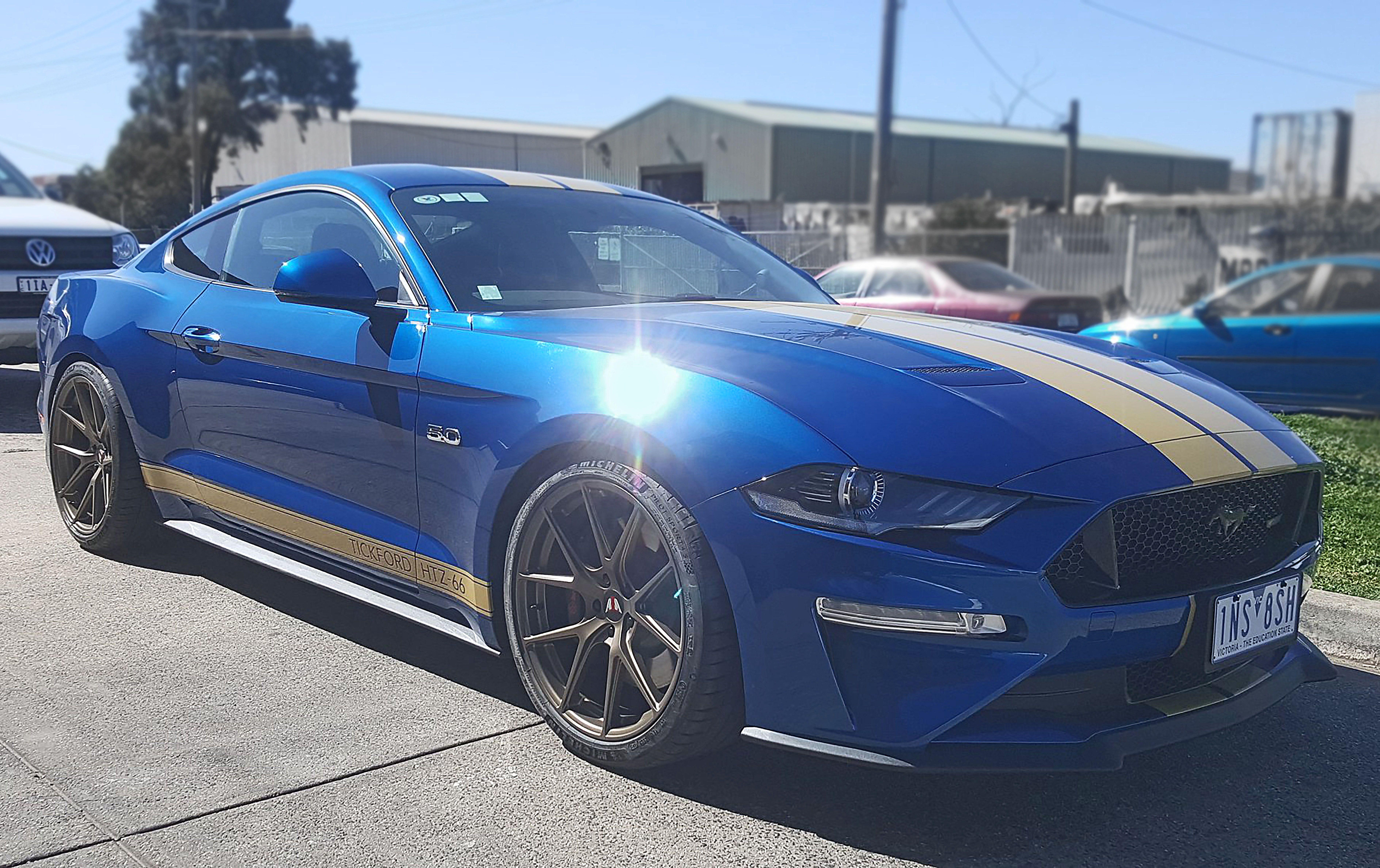 Pin On Tickford Mustang