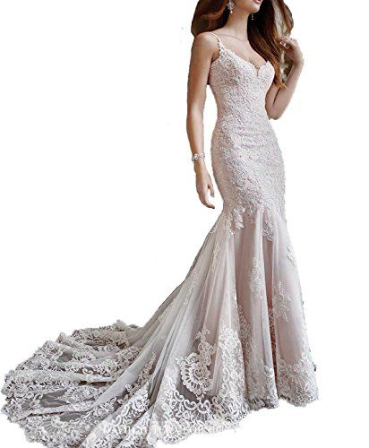XSWPL Beaded Spaghetti Straps Sweetheart Prom Dresses Mer... https://www.amazon.com/dp/B06W5R4VPM/ref=cm_sw_r_pi_dp_x_OS8VybZVG4SSD
