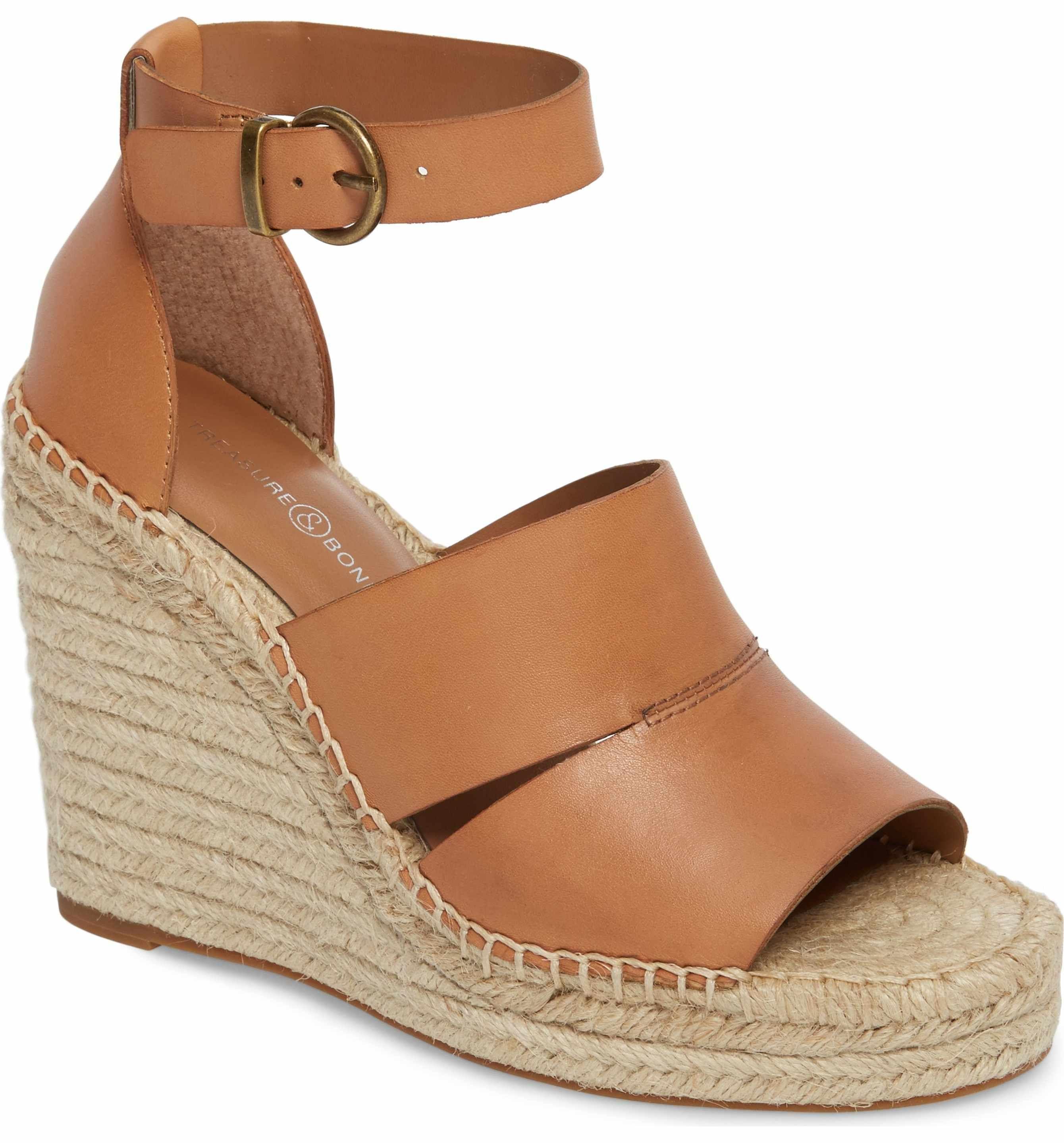 a29a7cdd915b Main Image - Treasure   Bond Sannibel Platform Wedge Sandal (Women ...