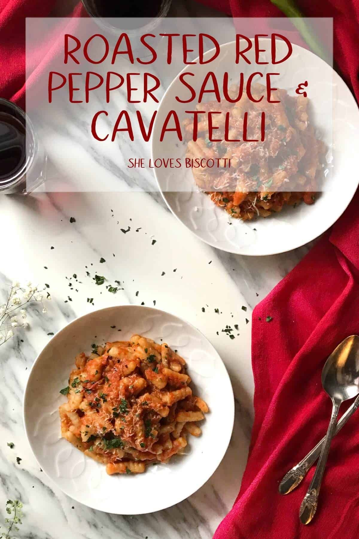 Roasted Red Pepper Sauce And Cavatelli Red Pepper Sauce Cavatelli Pasta Healthy Pasta Recipe Cavatelli Home Real Food Recipes Pasta Recipes Recipes [ 1800 x 1200 Pixel ]