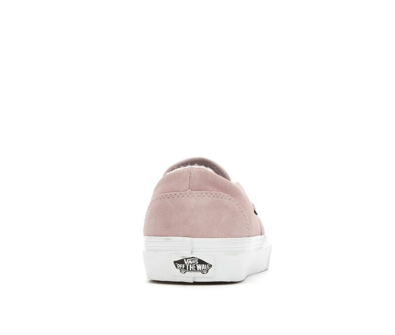 Vans Asher Suede Women's Athletic Shoe