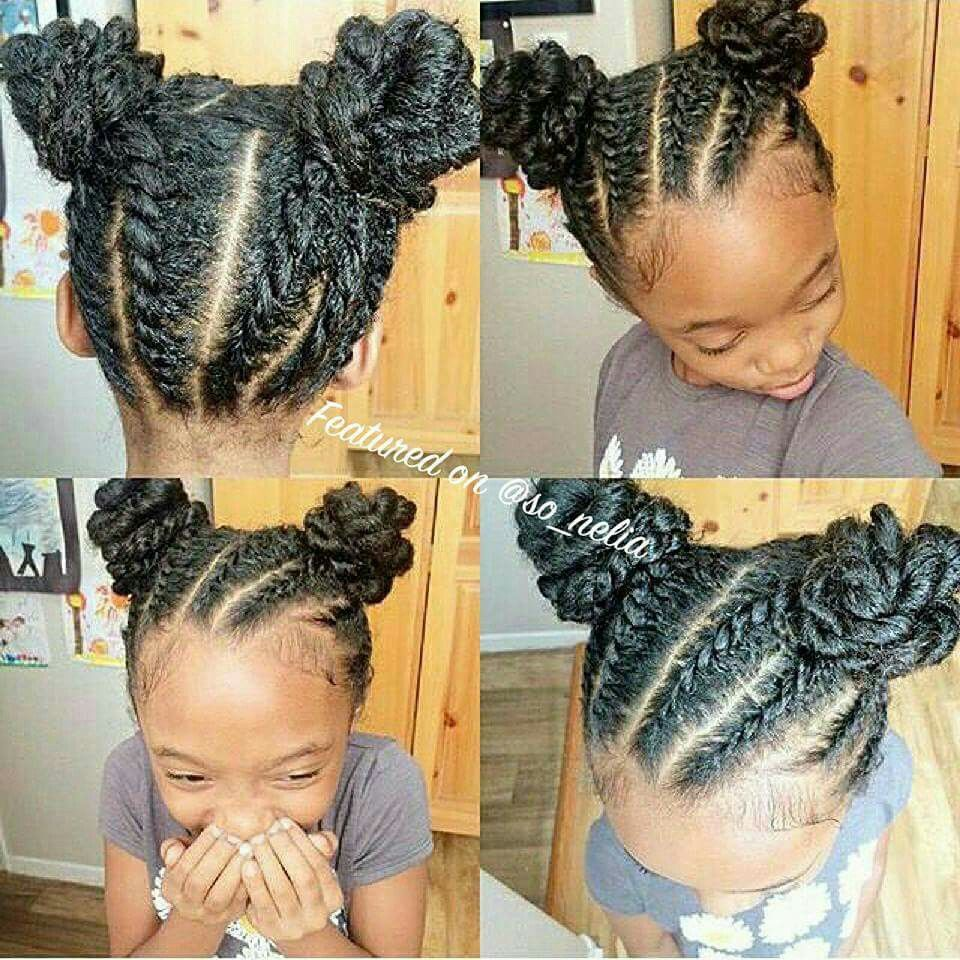 Pin by Rebecca Wanjiku on kids hairstyles | Pinterest | Kid ...