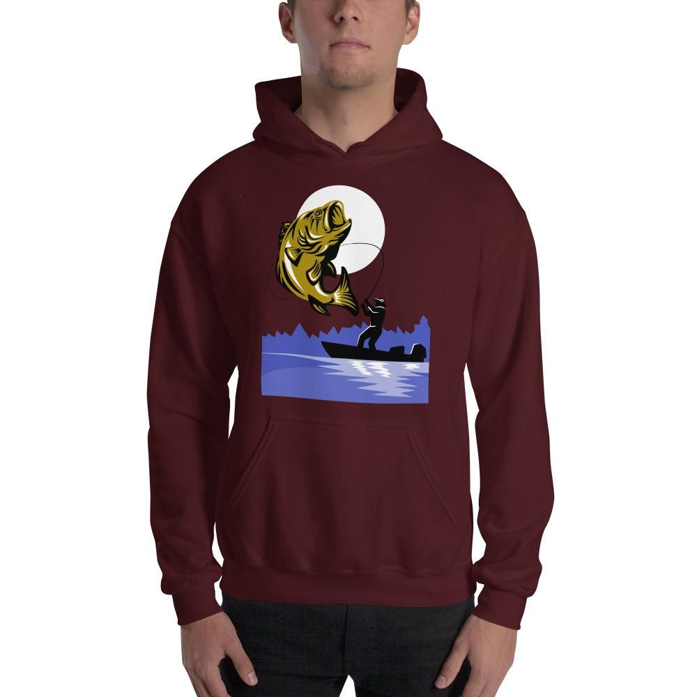 Mens Fishing Sweatshirts Fishing Sweatshirts Cozy Sweatshirts Sweatshirts [ 1000 x 1000 Pixel ]