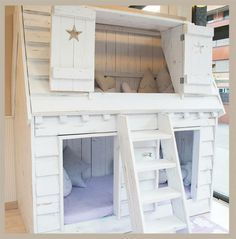 Litera Casita Buscar Con Google Kids Rooms Pinterest