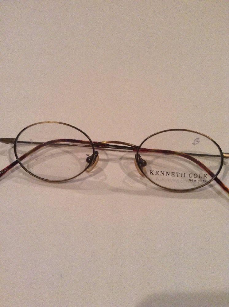 8e194974ad Kenneth Cole Vintage Eyeglasses Size 40-22