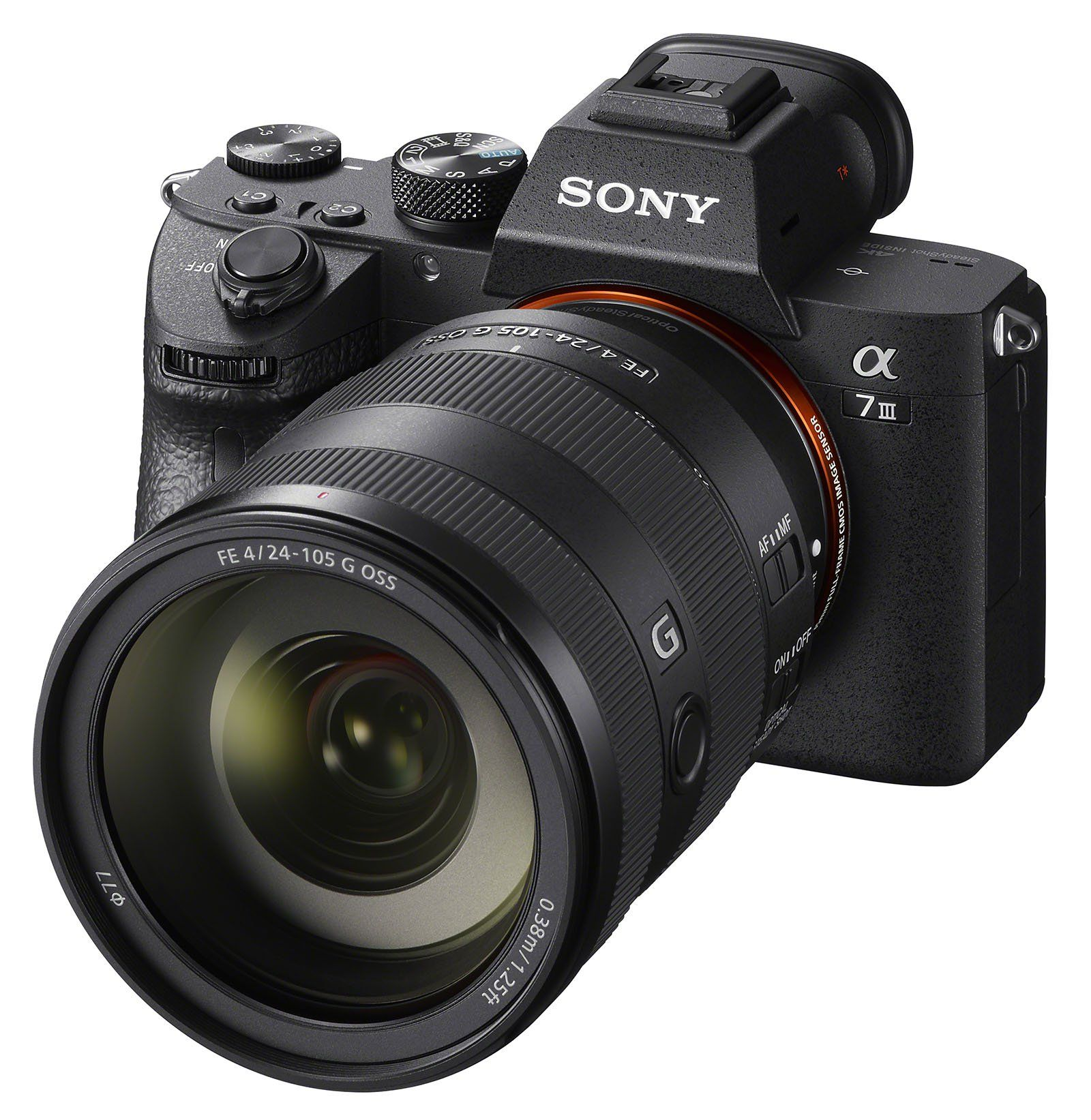 Sony A7 Iii A Feature Filled 24mp And 4k Full Frame Mirrorless For 1 999 Camera Gear Sony Camera Mirrorless Camera
