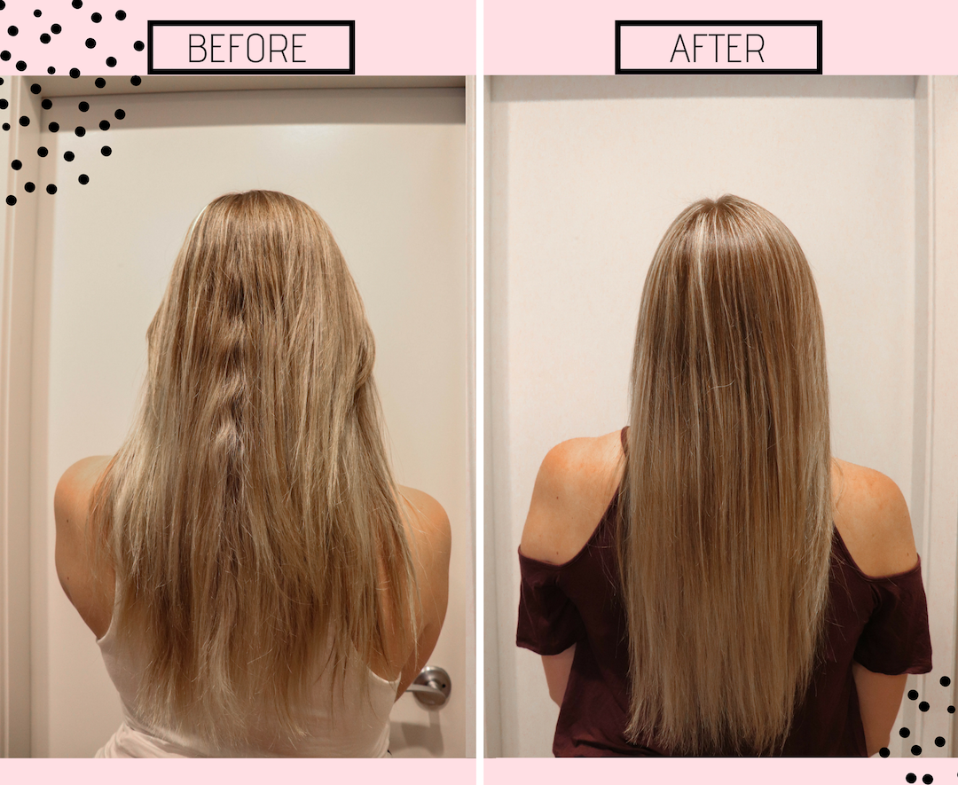 How To Repair Damaged Hair Coco Eve Vancouver Beauty And Style Blog Damaged Hair Damaged Hair Repair Dry Damaged Hair