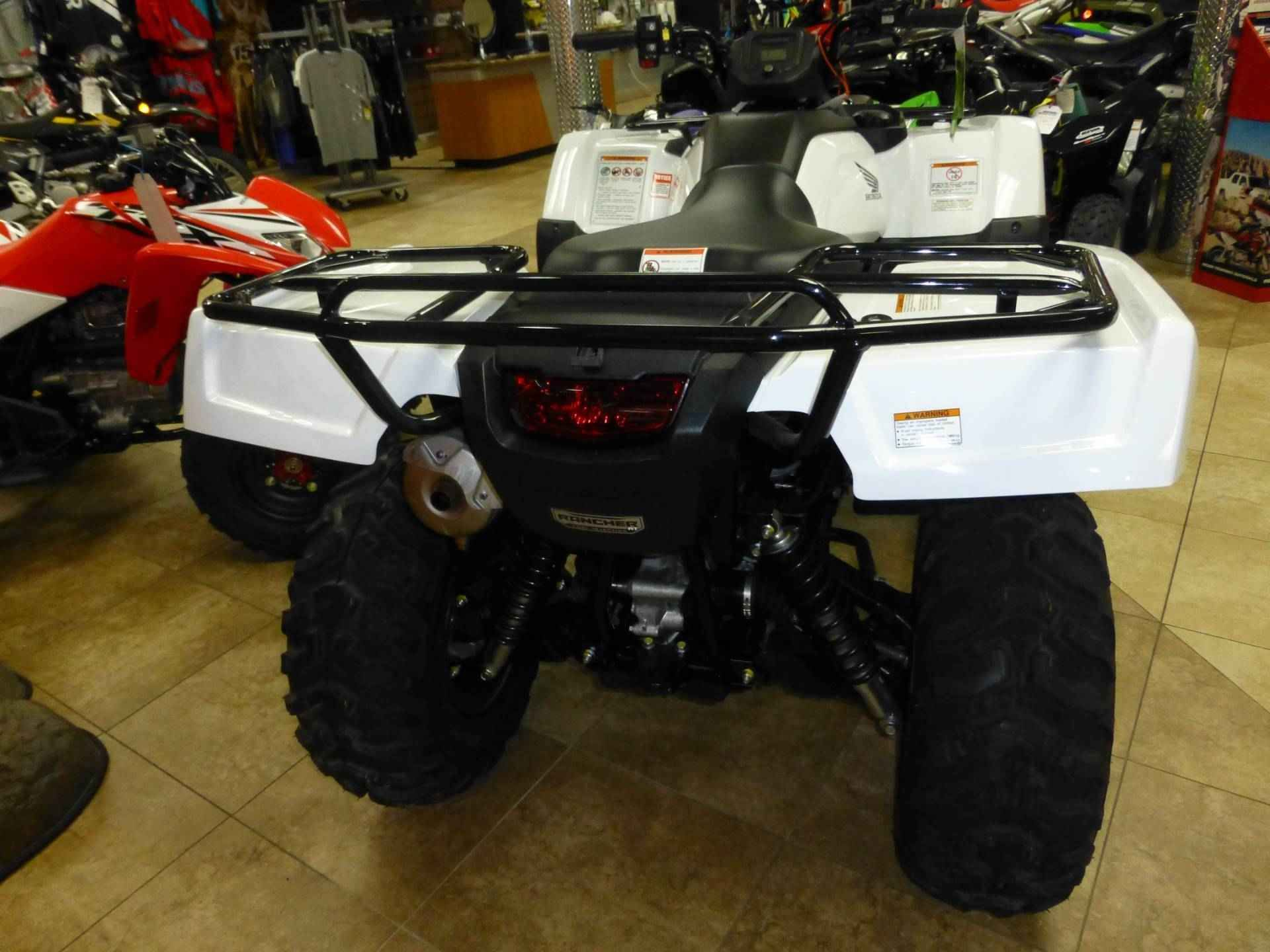 New 2016 Honda FourTrax® Rancher® 4X4 Automatic DCT IRS ATVs For Sale in Florida. as low as $151/MONTH * Every ATV starts with a dream. And where do you dream of riding? Maybe you'll use your ATV for hunting or fishing. Maybe it needs to work hard on the farm, ranch or jobsite. Maybe you want to get out and explore someplace where the cellphone doesn't ring, where the air is cold and clean. Or maybe it's for chores around your property. Chances are, it's going to be a little of all…