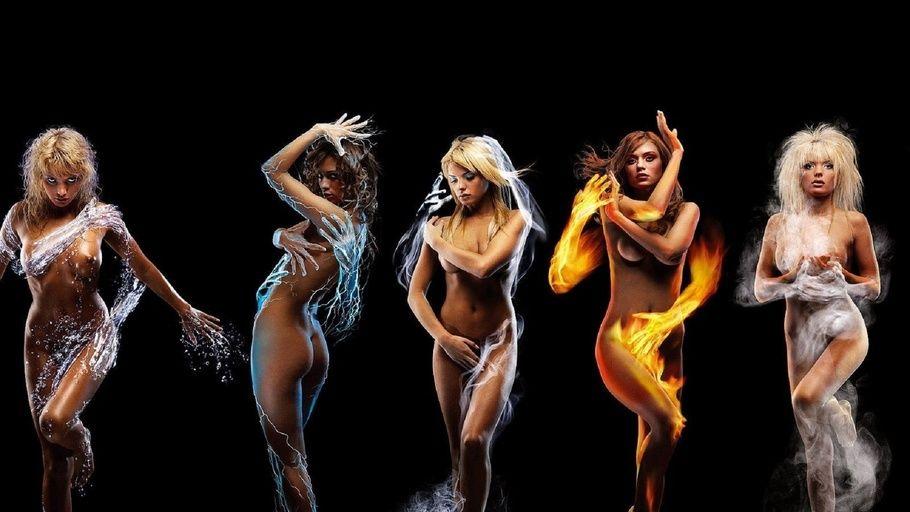 Girl Ass Fire
