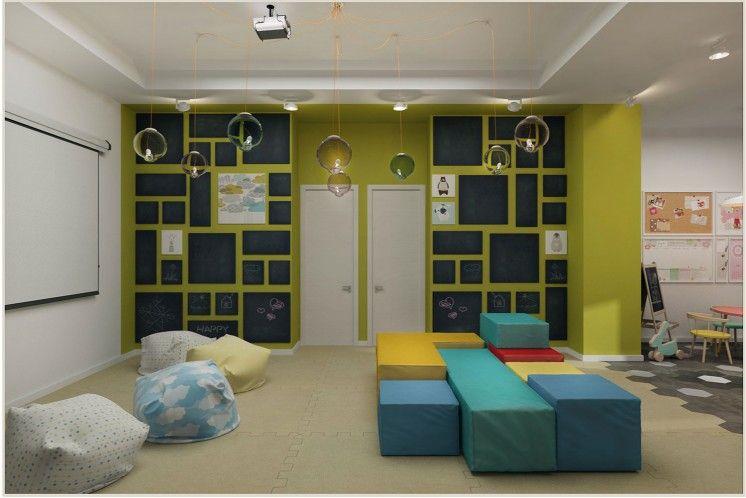 Детское кафе дизайн - 10