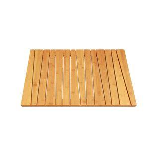 Bamboo Bath Mat | Bamboo bath mats, Bamboo shower mats ...