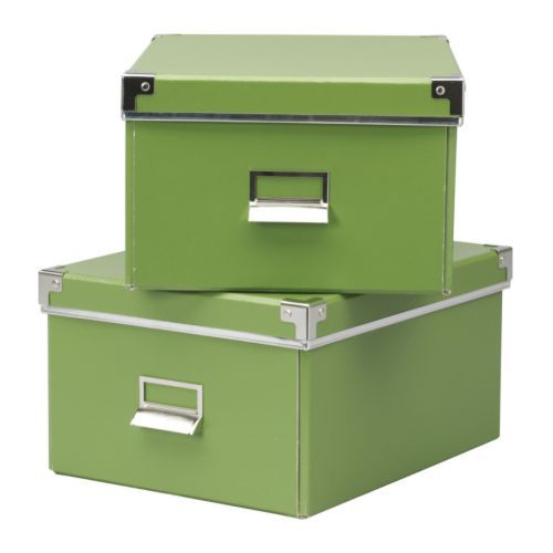 Pin By Lorna Macdougall On Garage Plans: Would Use These Cool Green Colored Boxes To Hid Clutter In