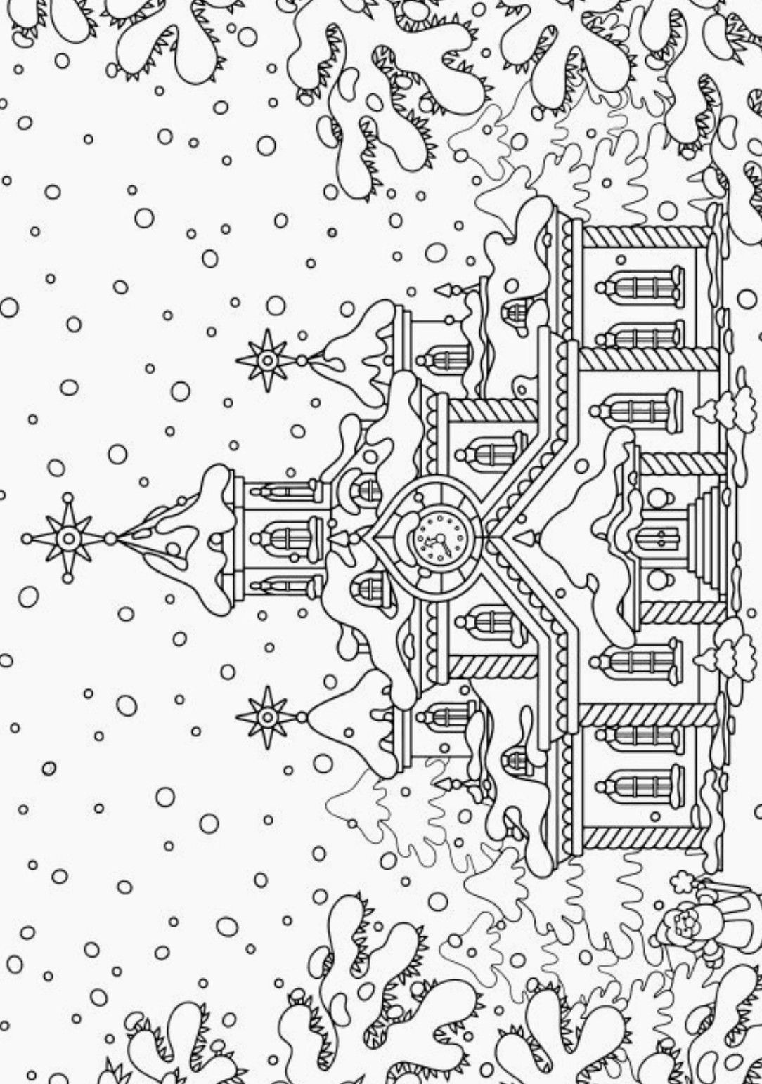 - Pin By Barbara Gering On Coloring Pages Christmas Coloring Pages