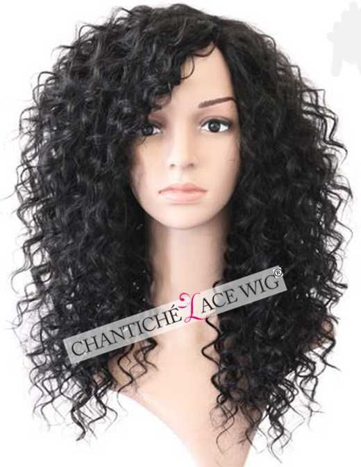 Lace Front Human Hair Curly Wigs Glueless Brazilian Remy Hair Wigs