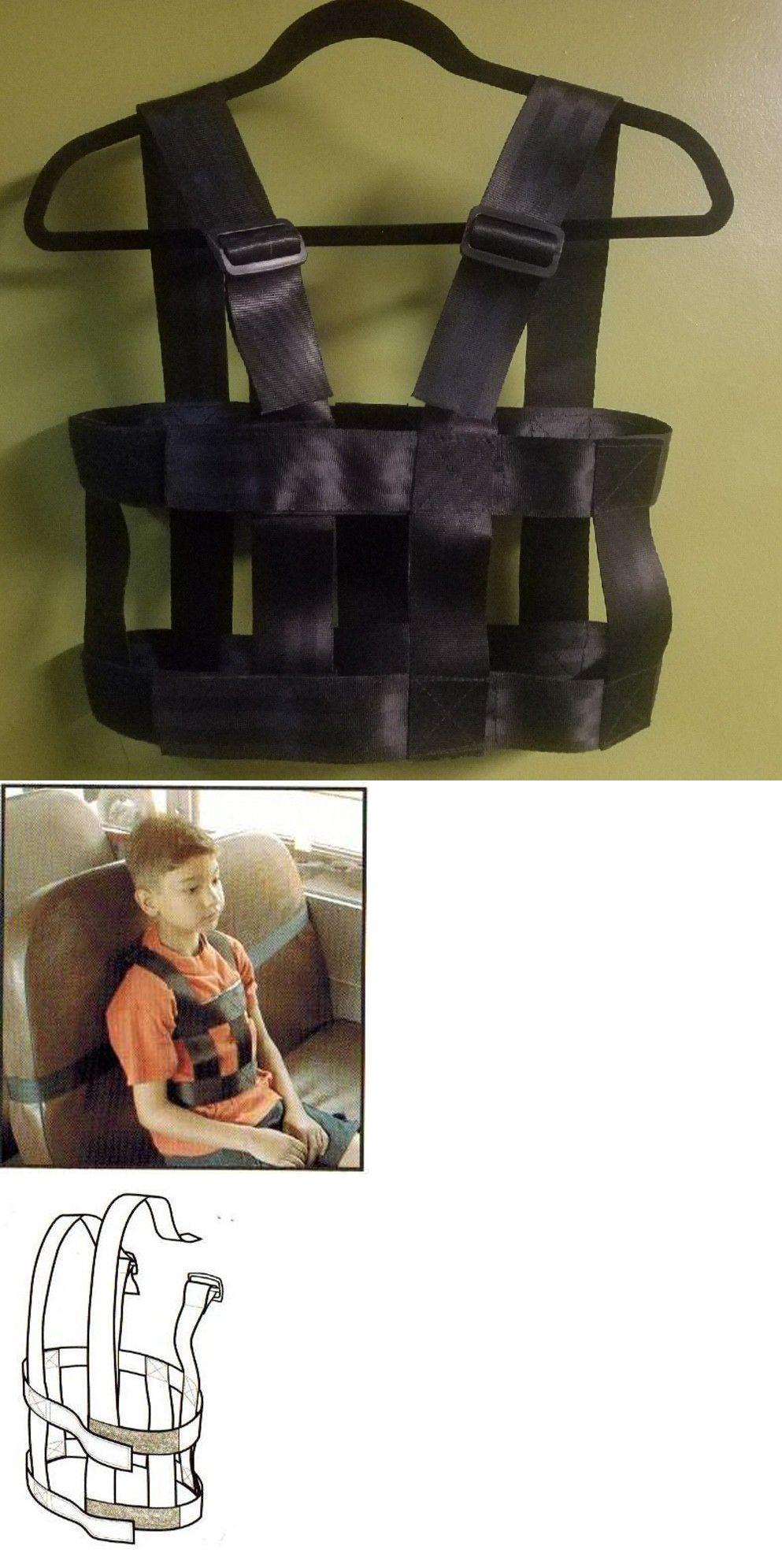 MEDIUM SIT RITE Safety Vest Restraint  Special Needs Seatbelt Harness School Bus