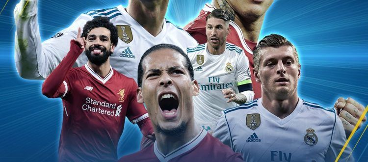 Real Madrid Vs Liverpool Live Stream Online Uefa Champions League Final 2018 Real Madrid Vs Liverpool Upcoming Matches Champions League Final