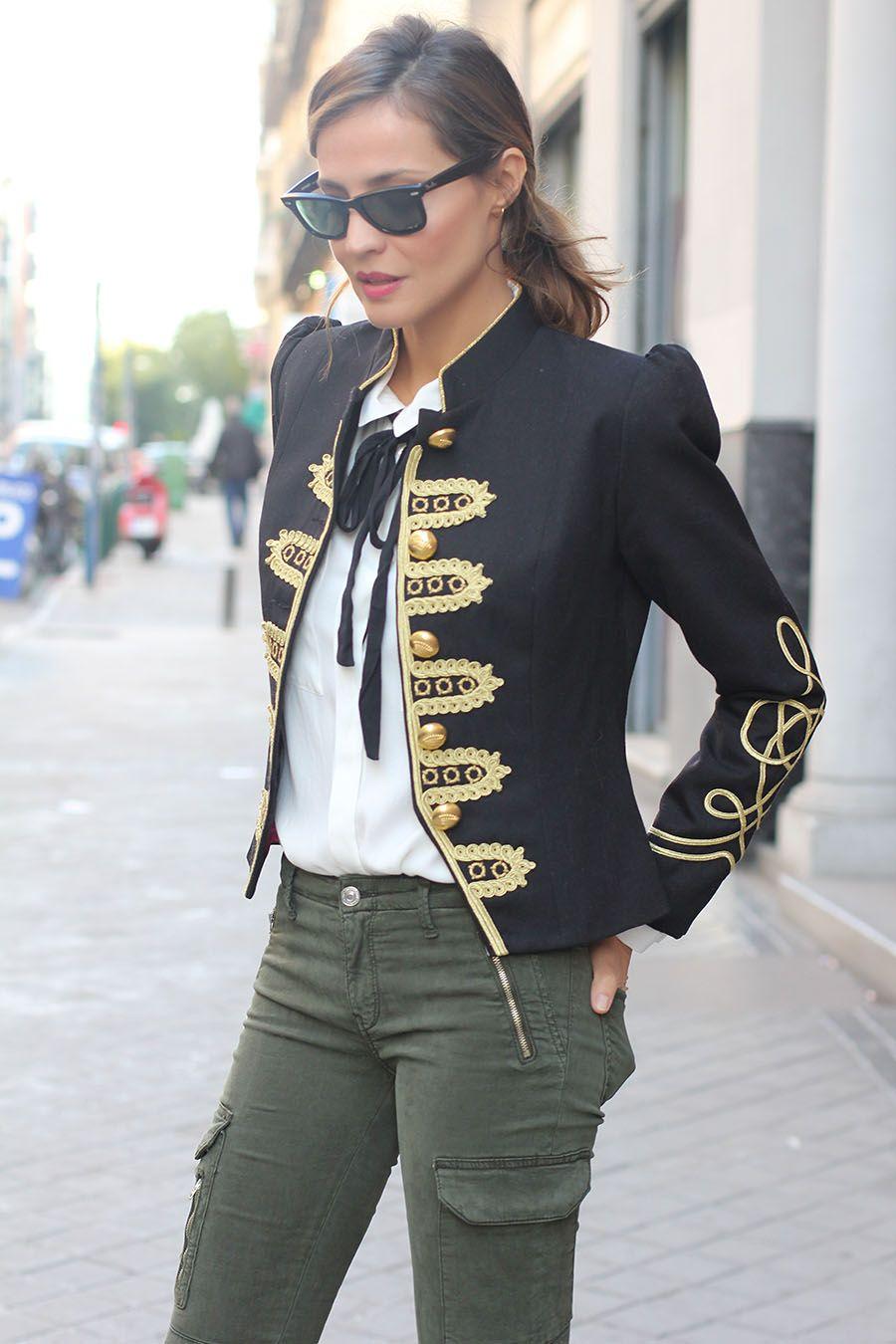 venta caliente online ce4b5 51280 La Condesa jacket   Fashion Inspiration for Fall and Winter ...
