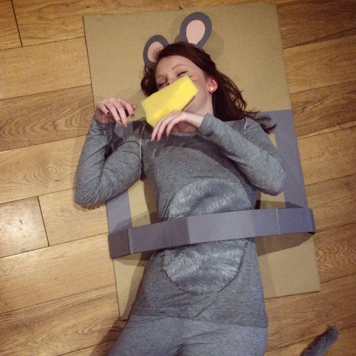 Mouse Trap Halloween Costume Kostume Selber Machen Mausefallen