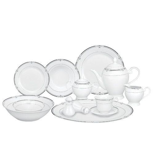 Found it at Wayfair - Rio 57 Piece Porcelain Dinnerware Set
