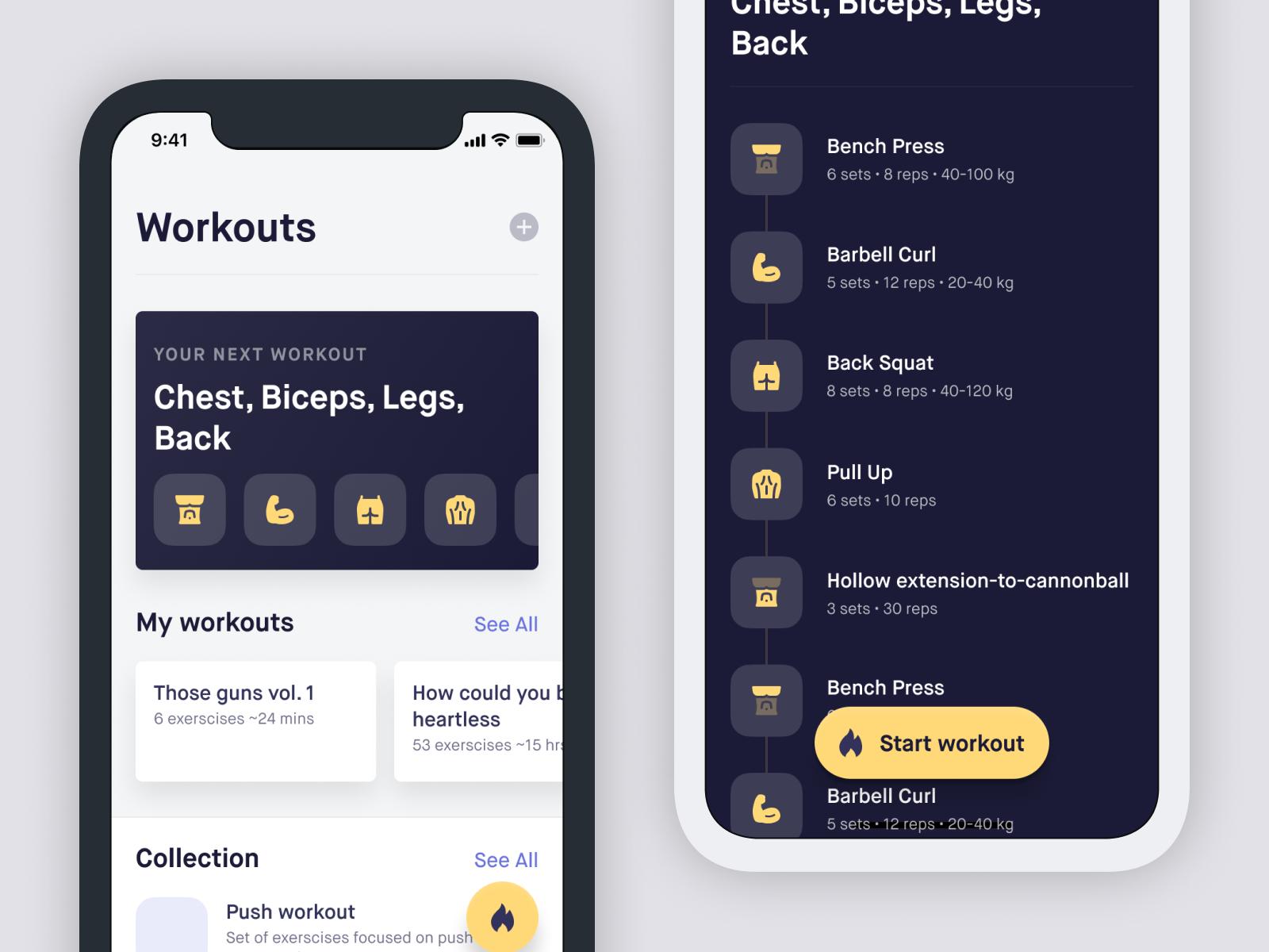 Workout tracker Workout tracker app, Fitness tracker