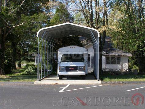rv-carport-steel | Carport prices, Metal carports, Carport ...