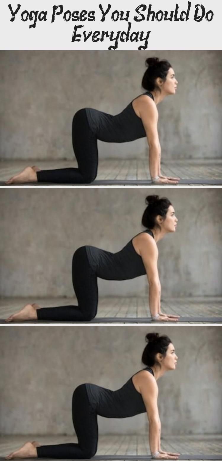 8 Yoga Poses You Should Do Everyday #health #fitness #workout #exercise #yoga #beginneryogaForOverwe...