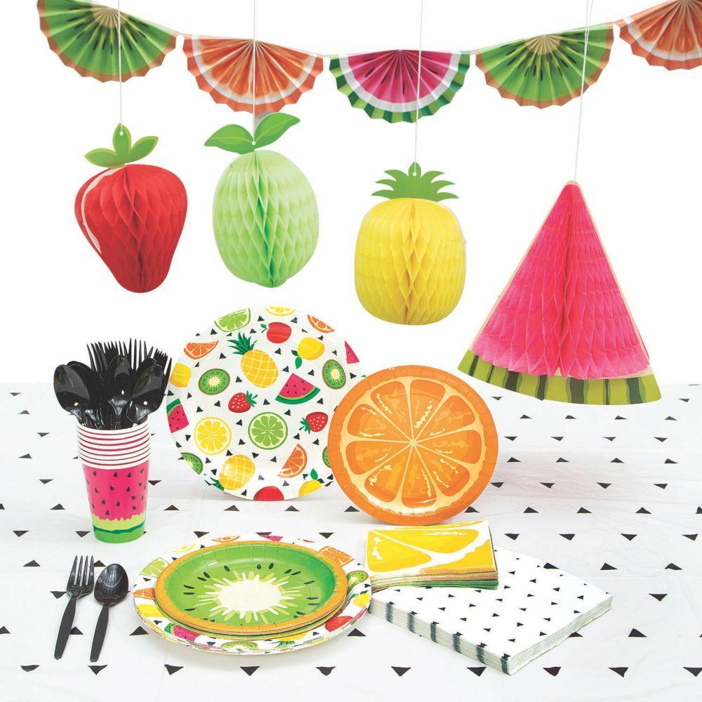 Tutti Frutti Party Kit for 8