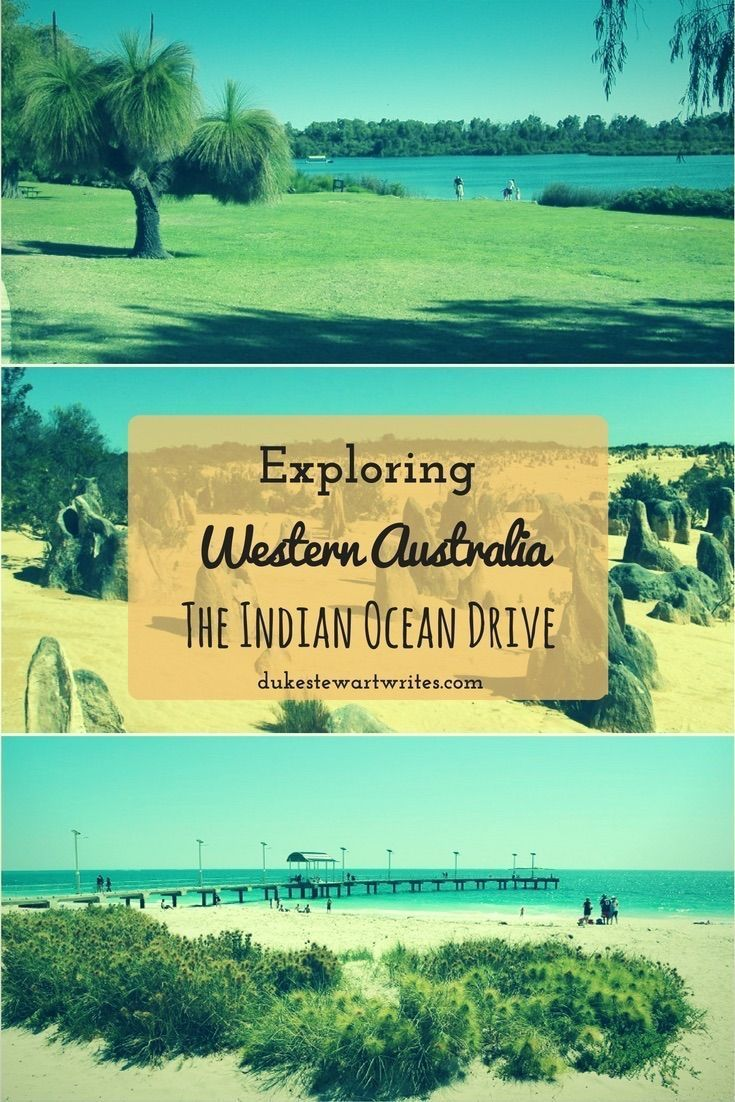 Exploring Western Australia Indian Ocean Drive by David Milsont