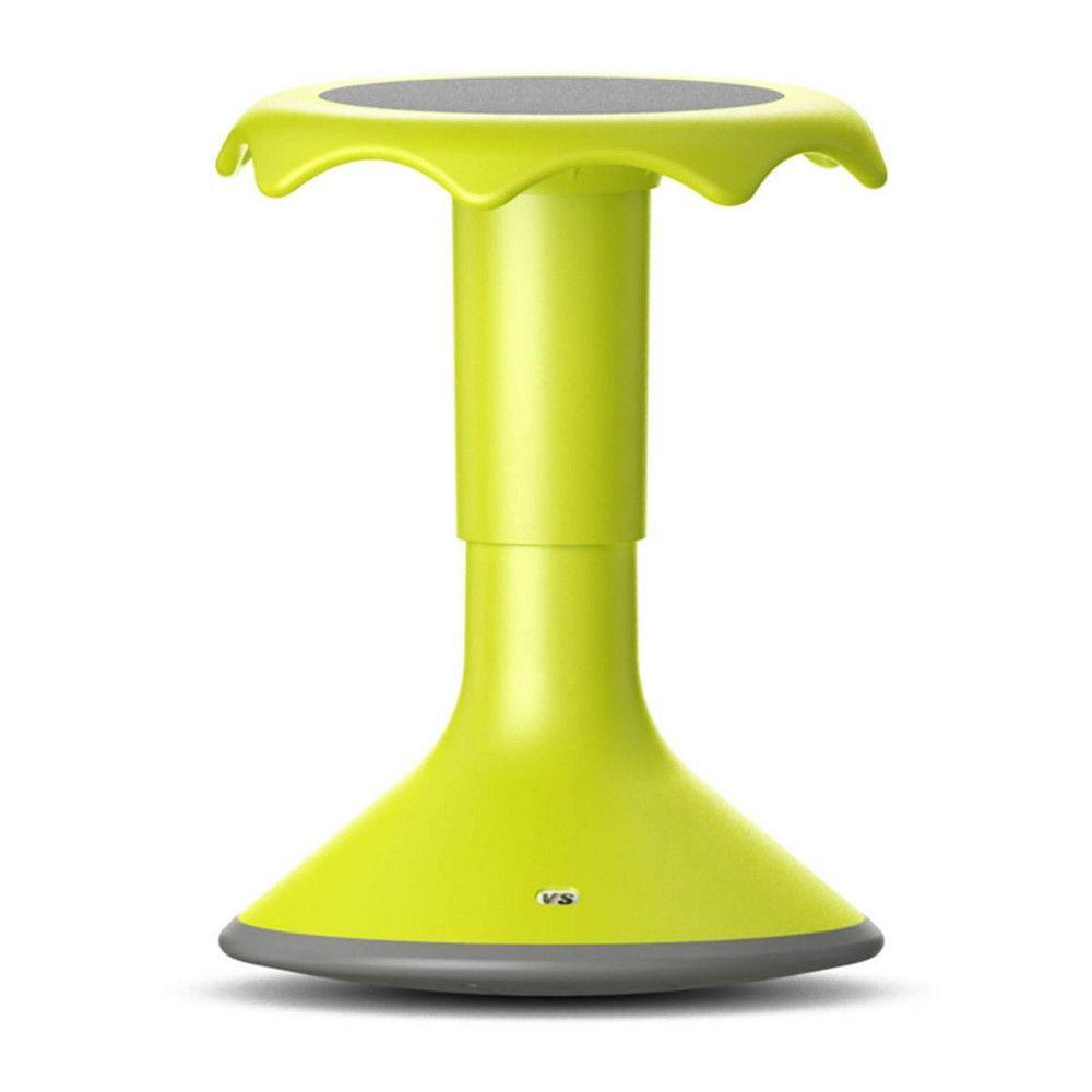 Vs America Hokki Plus Adjustable Stool 15 19075 Light Green