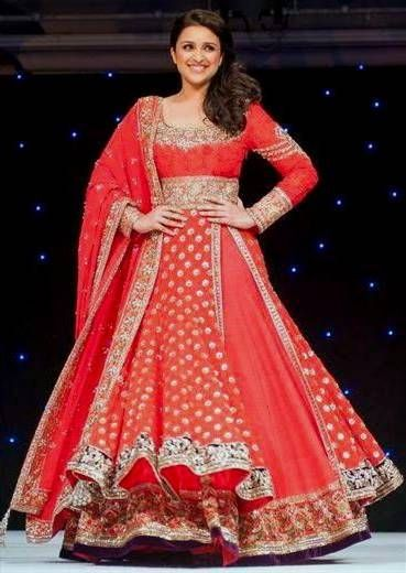 Cool designer indian wedding dress by manish malhotra 2017-2018 ...