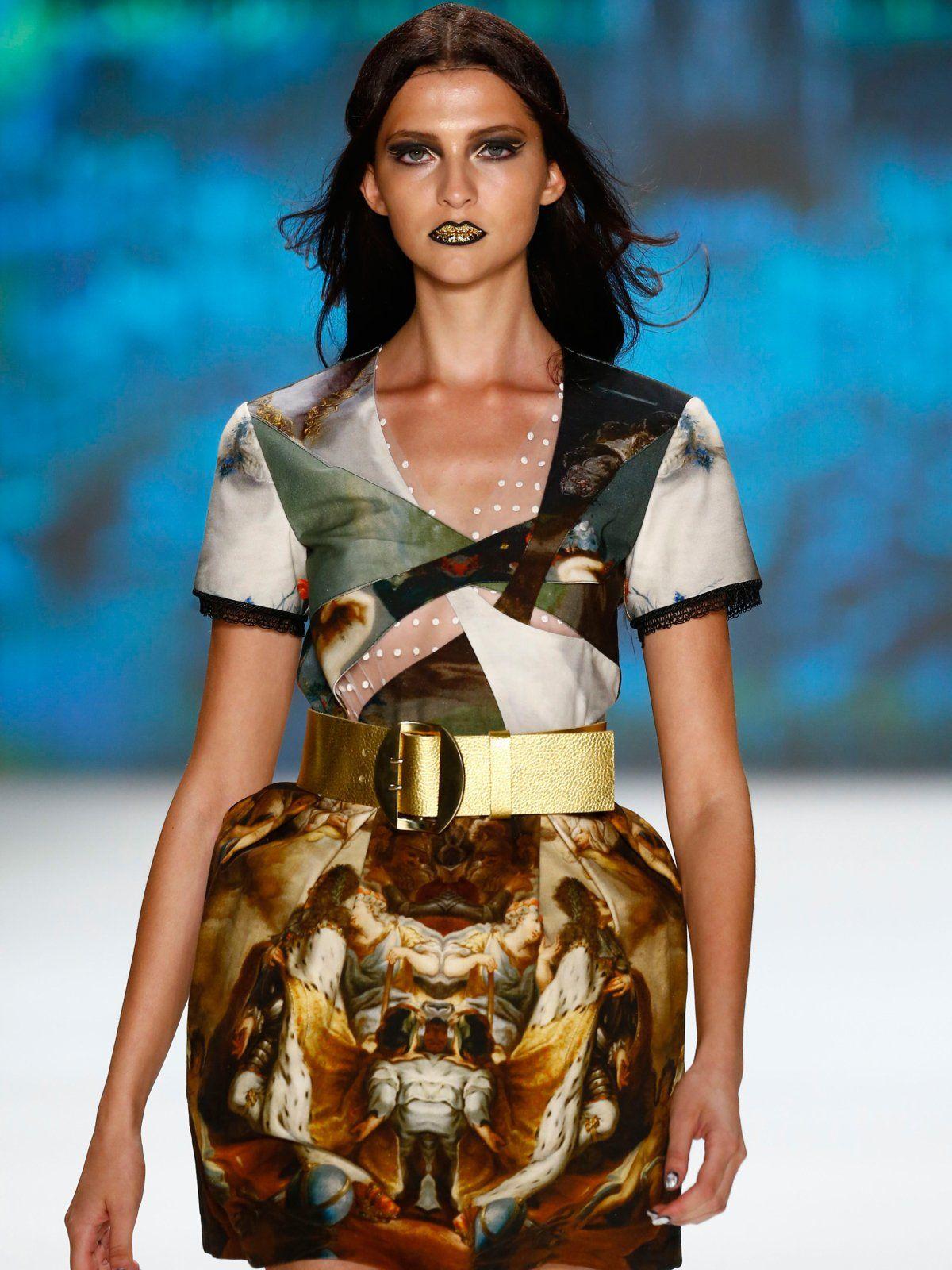 Fata Hasanovic for Rebekka Ruetz photo: Getty Images