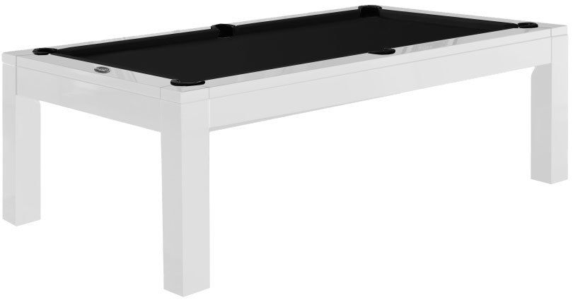 Aragon Foot Dining Pool Table White GO Pinterest - 7 foot dining pool table