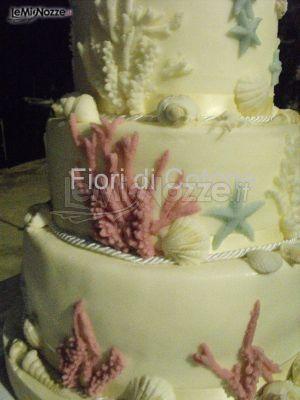 for Decorazioni torte tema mare