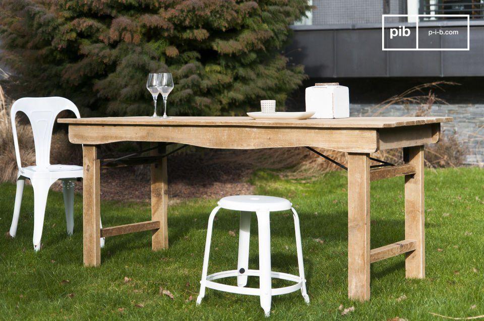 Tavoli Da Cucina Shabby : Tavolo di legno elise casa shabby chic la cucina