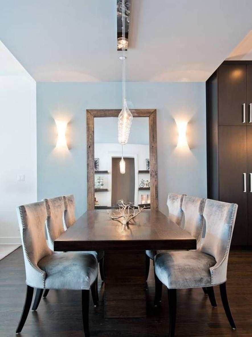 Home Design And Decor Modern Dining Room Decor Ideas Modern Dining Room Decor With Pe Dining Room Decor Modern Modern Dining Room Dining Room Design Modern