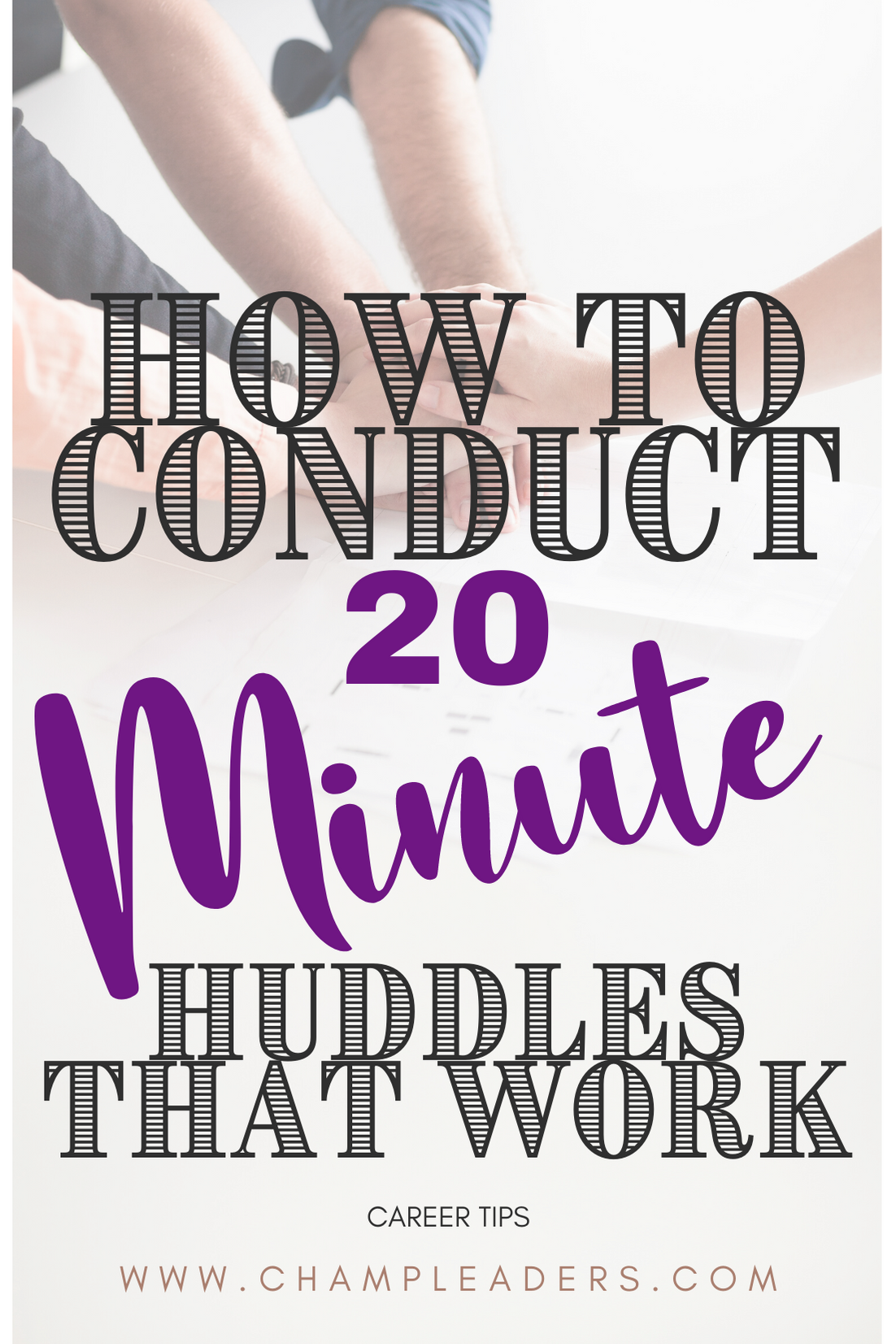 Powerful Team Huddles Decoded How To Conduct Team