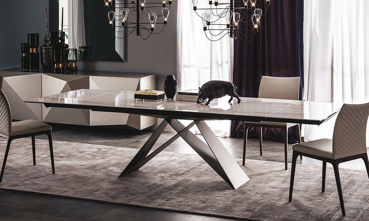 Pin di Giusy Castaldo su Casa | Tavolo da pranzo moderno ...