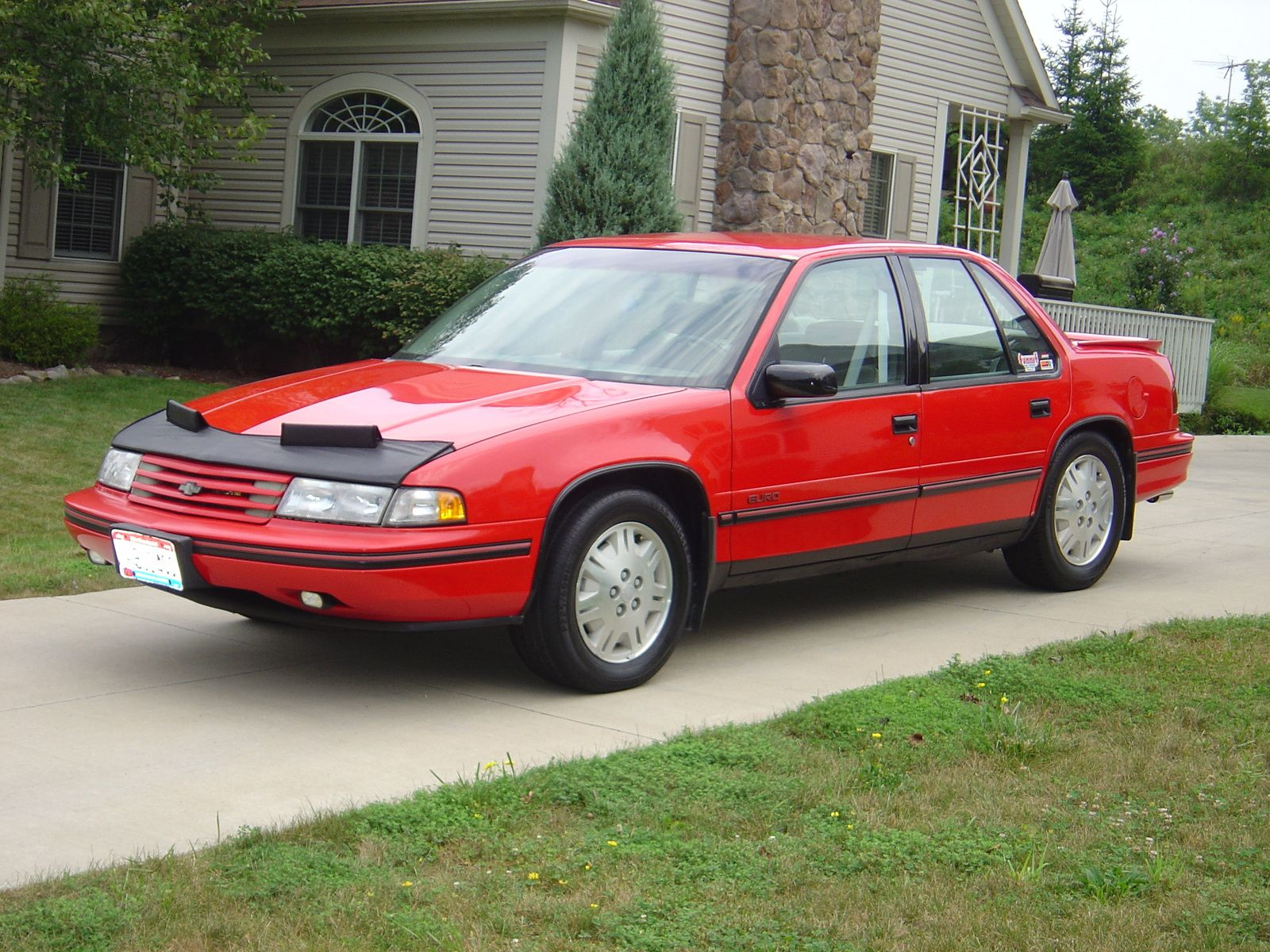 1992 Chevy Lumina 1992 Chevrolet Lumina 4 Dr Euro Sedan Picture Mine Had A Z34 Sticker On The Sides Chevrolet
