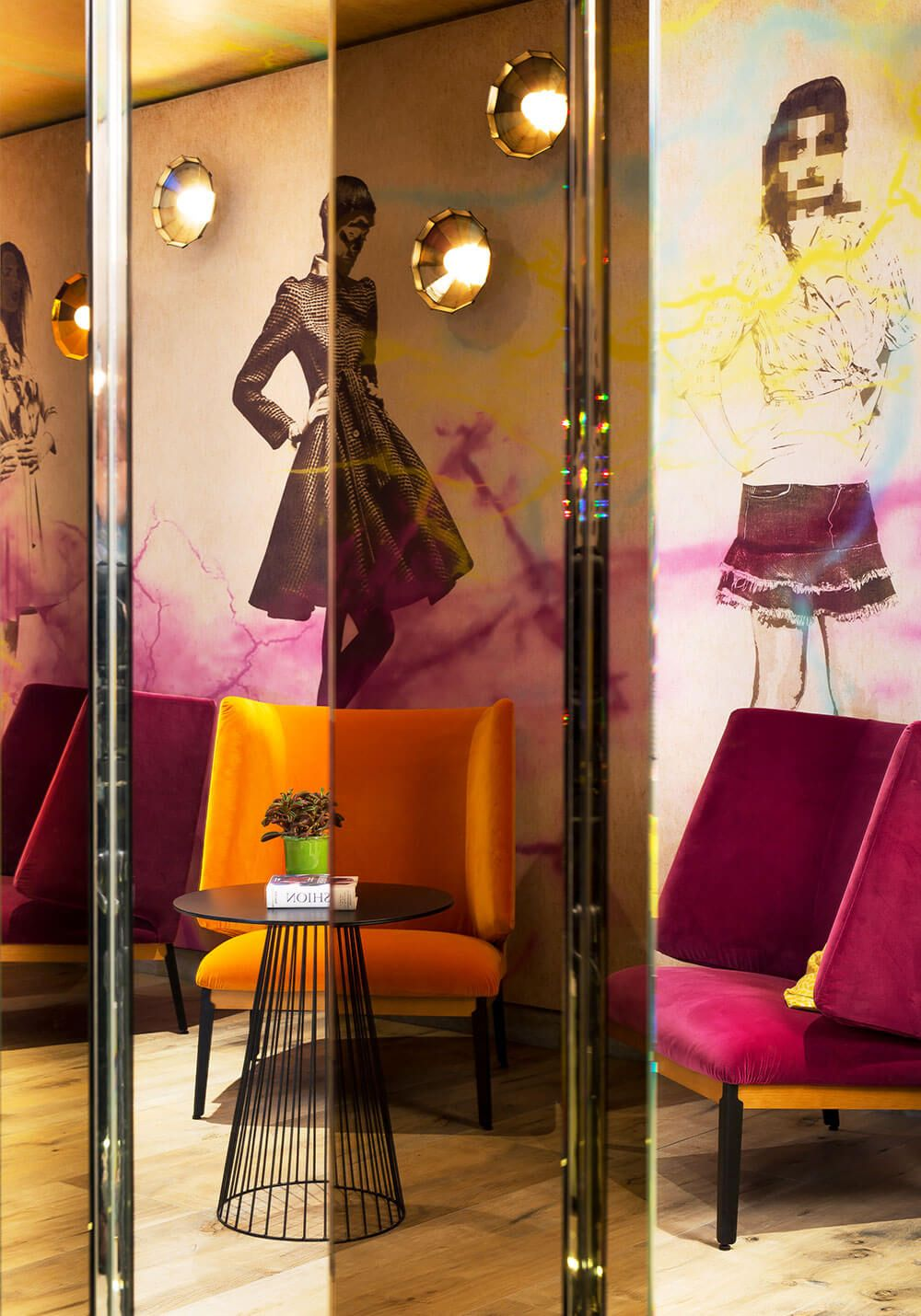 mercure hotel wittenbergplatz berlin   kitzig interior design