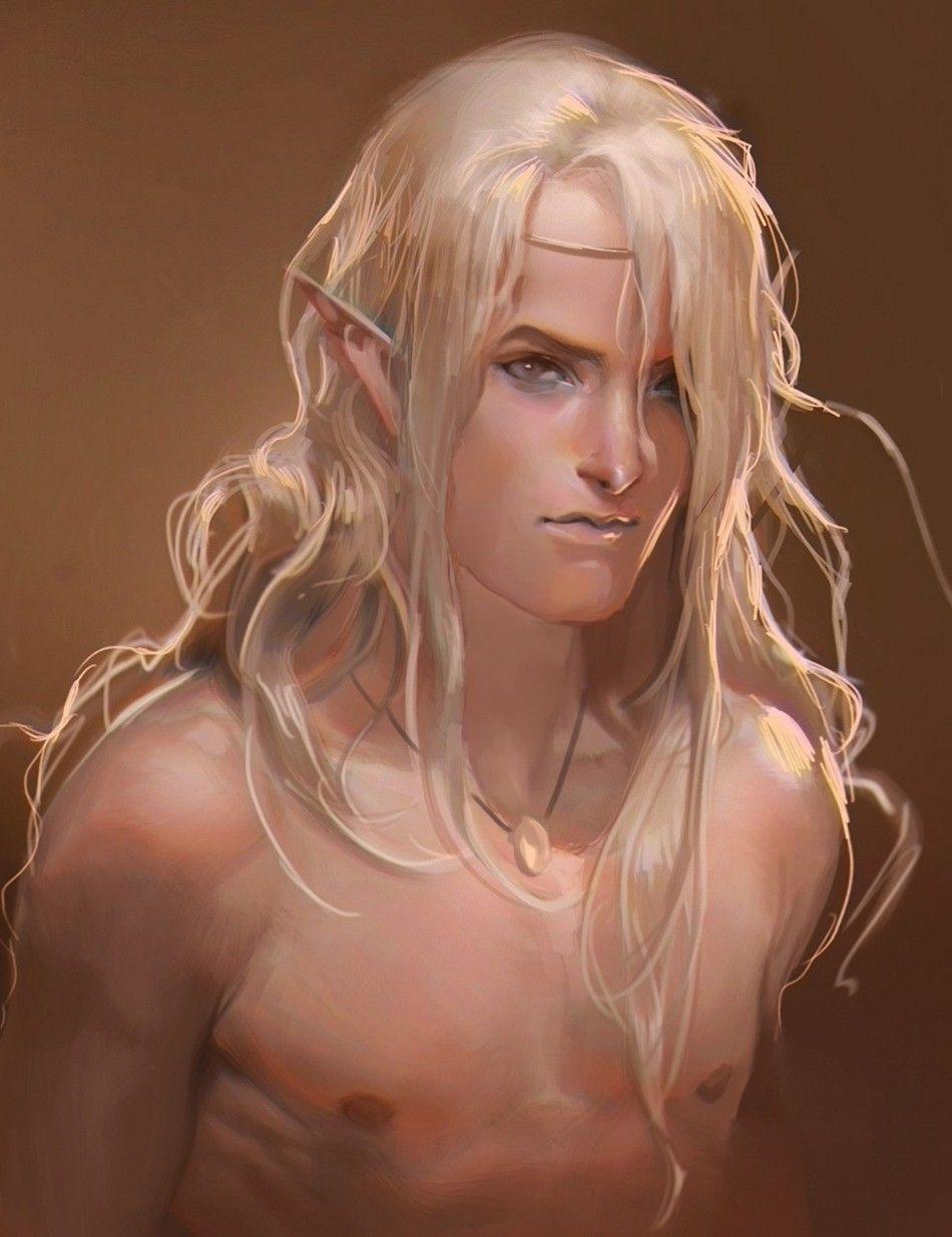 Картинки эльфов парней